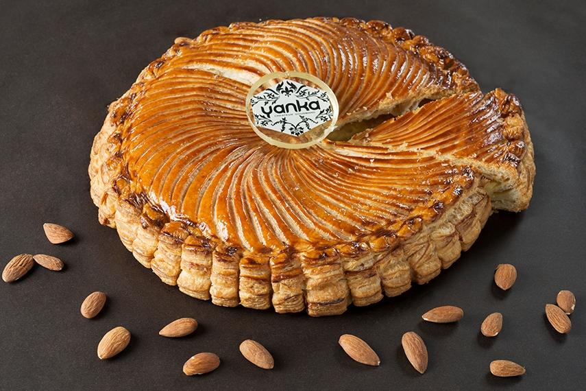 Galettes des rois pâtisserie Yanka traiteur
